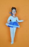 Pippa size ballerina Sarah Louise by Debenhams ballerina doll, new