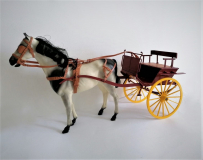 Sindy other play set animal horse and carriage
