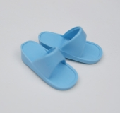 Sindy shoes htf light blue slippers