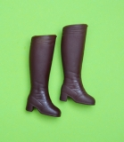 Sindy shoes htf boots brown