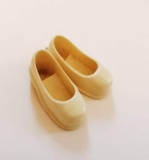Sindy shoes htf court shoes ivory