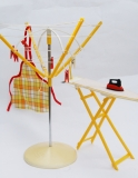 Sindy other play set furniture a Washday
