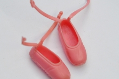 Sindy shoes htf ballerina pink