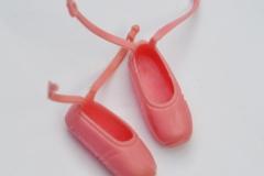 Sindy shoes htf ballerina pink