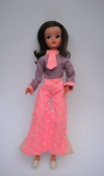 Sindy doll 1974 Lovely Lively brunette