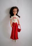 Sindy doll 1977  Weekender