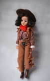 Sindy doll 1982 Western