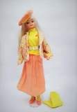 Sindy doll 1987 City Girl What a Peach Fashion 1