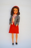 Sindy doll 1975 Martinair 1 Dutch Exclusive gauntlet doll 1
