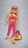 Sindy doll 1983 Shape UP, complete, excellent