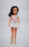 Sindy doll 1980 in Shortie Nightie, with undies, excellent