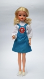 Sindy doll 1974 Lovely Lively Ship Ahoy, flawless condition