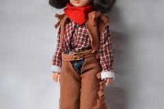 Sindy doll 1982 Western