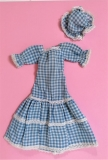 Sindy outfit 1976 Bridesmaid