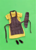 Sindy outfit 1976 Cook In,