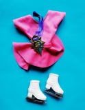 """Sindy outfit 1977 Superstar Skater doll skirt, perfect completer. <br class=""""spacer_"""" />5 EUR"""