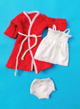 Sindy outfit 1978 Cosy Wrap