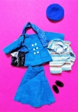 Sindy outfit 1980 KLM,