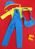 Sindy outfit 1981 Beach Comber, like new
