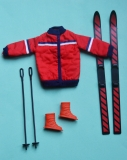 Sindy outfit 1983 Alpine Sports