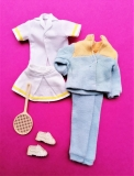 Sindy outfit 1983 Sports Time
