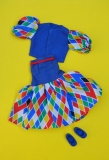 Sindy outfit 1985 Reflections Harlequin