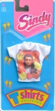 Sindy MOC outfit 1991 T-shirt with Paul print MOC