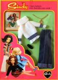 Sindy MOC outfit 1975 Florido Nieve