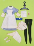 Sindy outfit 1965 Emergency Ward