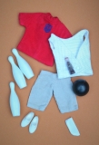 Sindy outfit 1966 Bowling