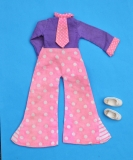 Sindy outfit 1973 Flares Lovely Lively doll