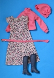 Sindy outfit 1976 Lunch Date