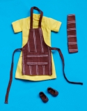 Sindy outfit 1976 cookin