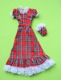 Sindy outfit 1979 Tartan Touch
