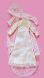 Sindy outfit 1979 White Wedding