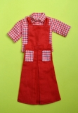Sindy outfit 1980 Gingham Girl