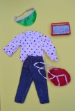 Sindy outfit 1984 Beach Party doll