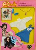 Sindy MOC outfit 1975 Florido Flor