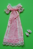 Sindy outfit 1980 Pink Frilly