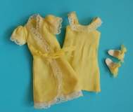 sindy outfit 1977 Lullaby Lace