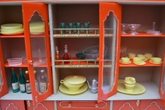 Barbie structure Principesa Milady Dining Room Buffet 3
