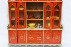 Barbie structure Principesa Milady Dining Room Buffet 2