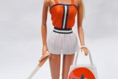 Barbie doll 1979 Sports Star Tennis European