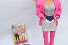 Barbie doll 1985 Rock Stars
