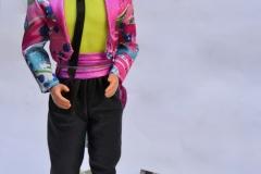 Barbie doll 1985 Rock Stars Derek