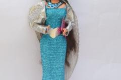 Barbie doll 1986 Princess Laura