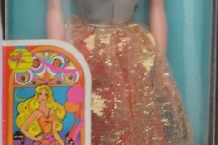 Barbie doll 1977 Partytime doll, European Exclusive