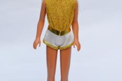 Barbie doll Skipper doll 1980 Skipper Disco European exclusive