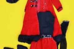 Barbie outfit 1971 #3418 Magnificent Midi