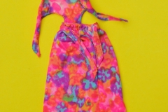Barbie outfit 1971 #8680 Rockflowers variation